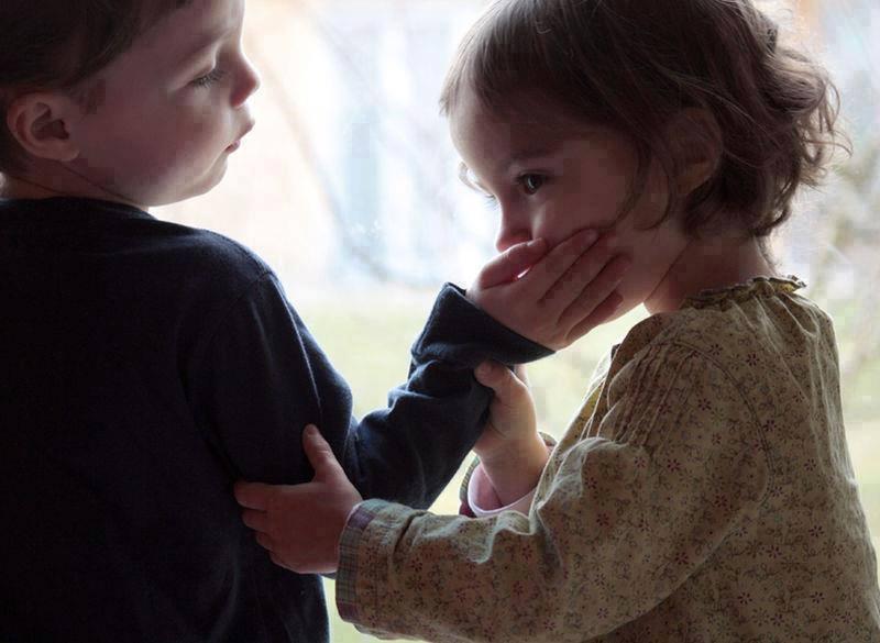 Dovremmo Essere Spontanei Come Bambini Pepite
